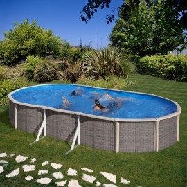 PISCINA FUSION OVAL