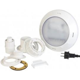 Iluminación para piscinas elevadas blanco