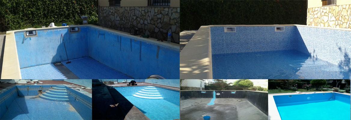 Impermeabilizante de piscinas